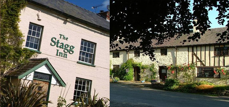 Places to eat near Shropshire accommodation